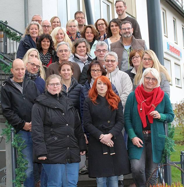 Vertreter der Katholischen KiTa gGmbH Koblenz bei der Managementkonferenz