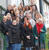 Die Teilnehmer der Managementkonferenz der Katholischen KiTa gGmbH Koblenz